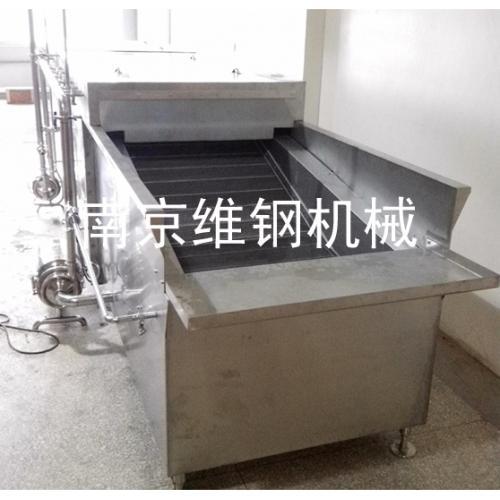 ZWX系列網鏈式噴射清洗機