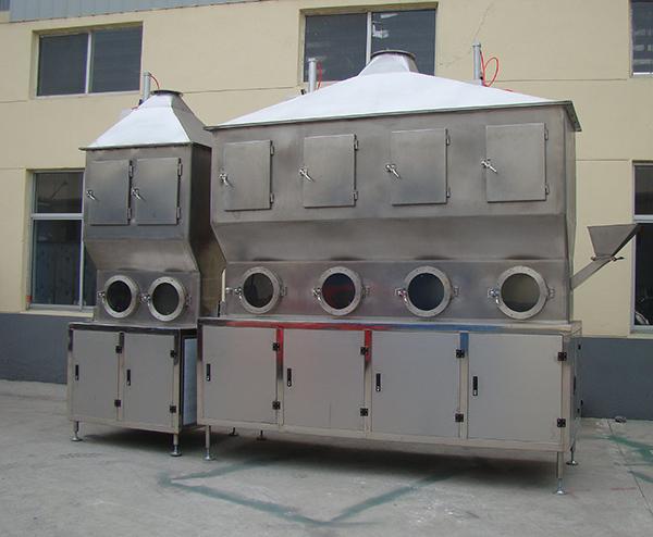 XF系列臥式沸騰干燥機