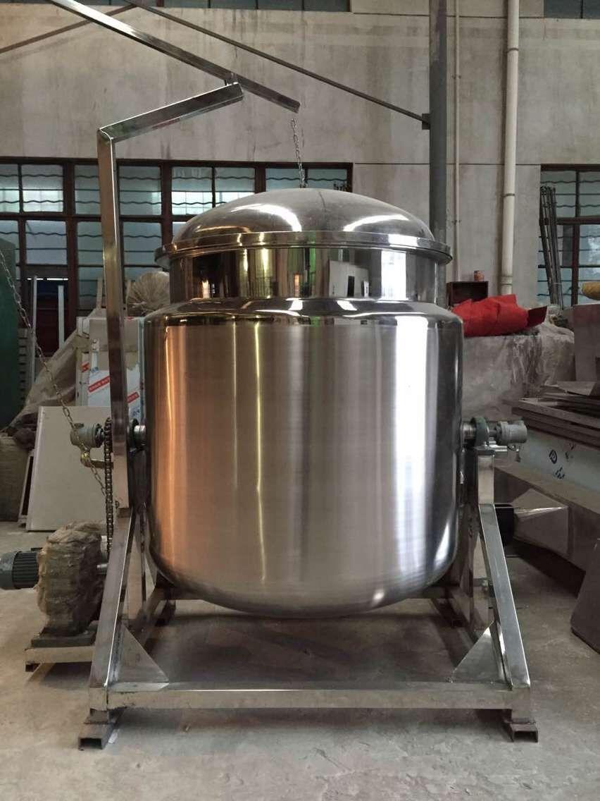 ZZG系列可傾式蒸煮鍋