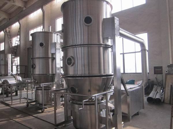 FL/FG系列沸騰干燥制粒機