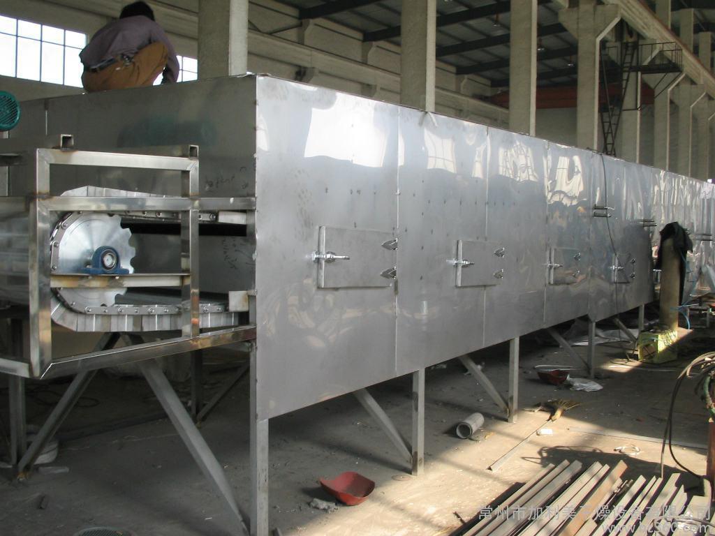 DWR系列網帶式潤藥機